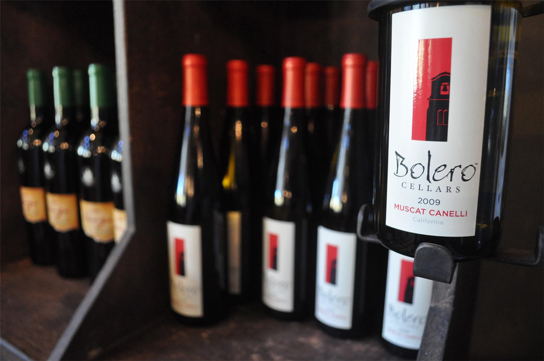 LDD WORK Europa Wine Bottles