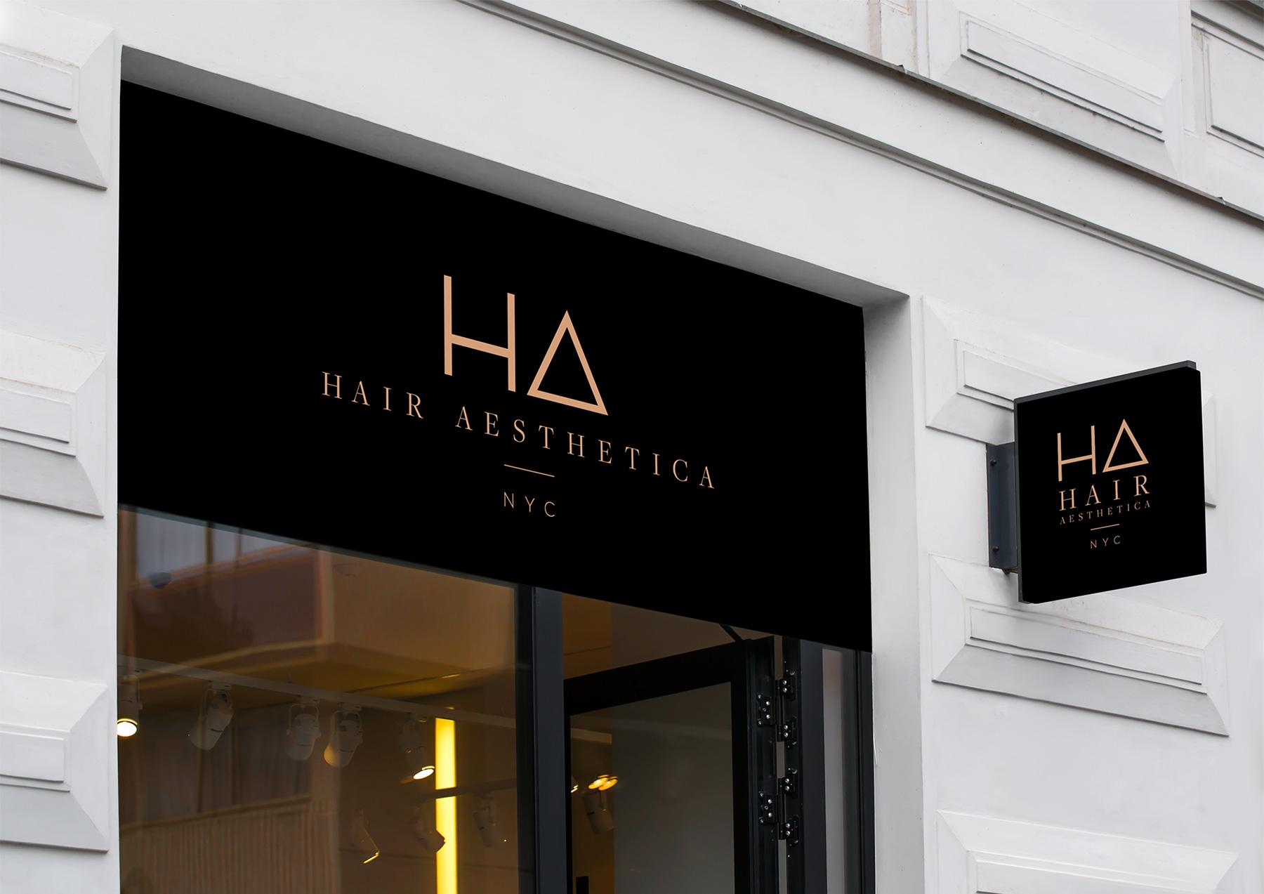 LDD WORK Hair Aesthetica Storefront