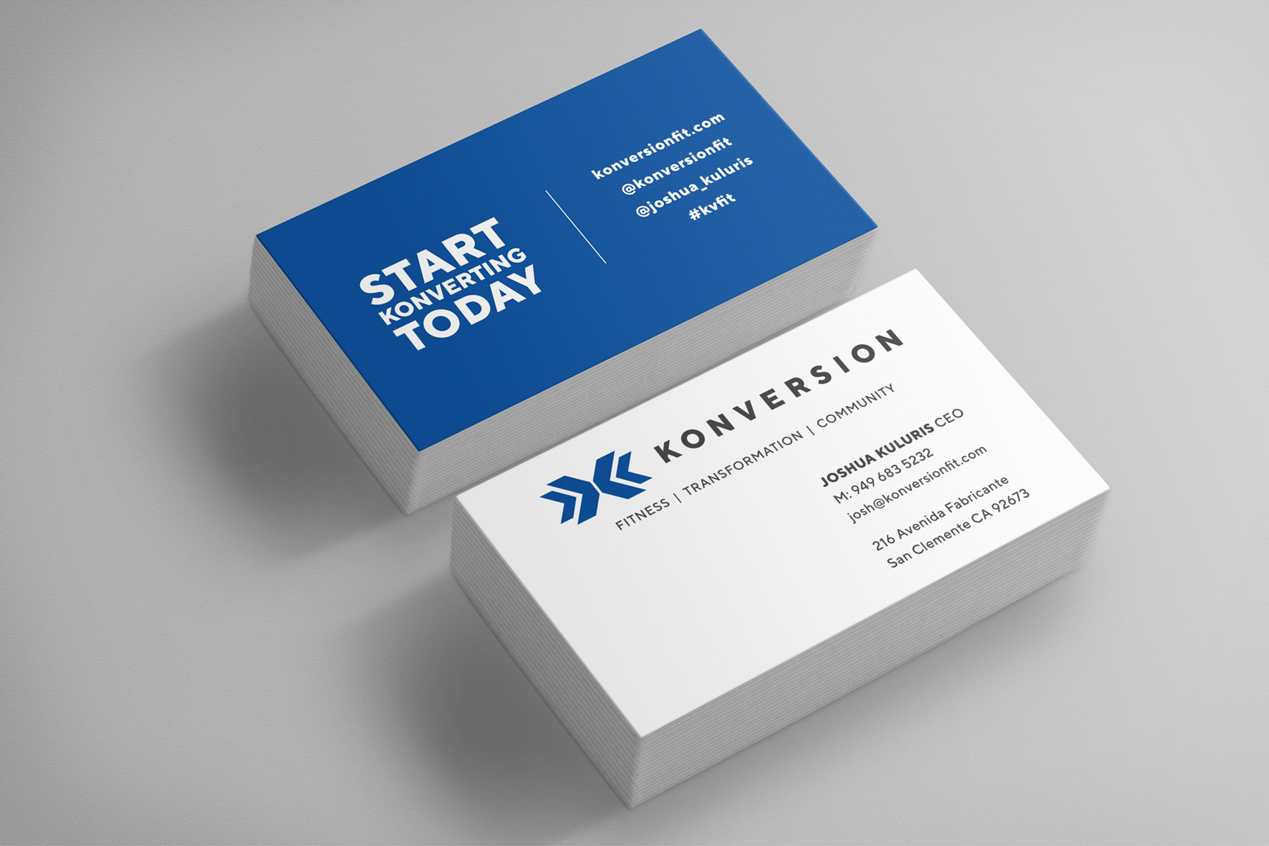 LDD WORK Konversion Business Card