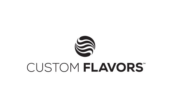 Custom Flavors Logo
