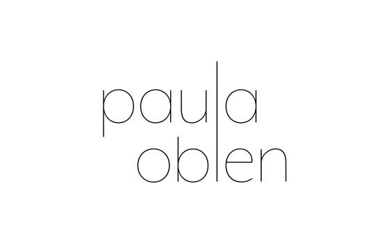 Paula Oblen Logo