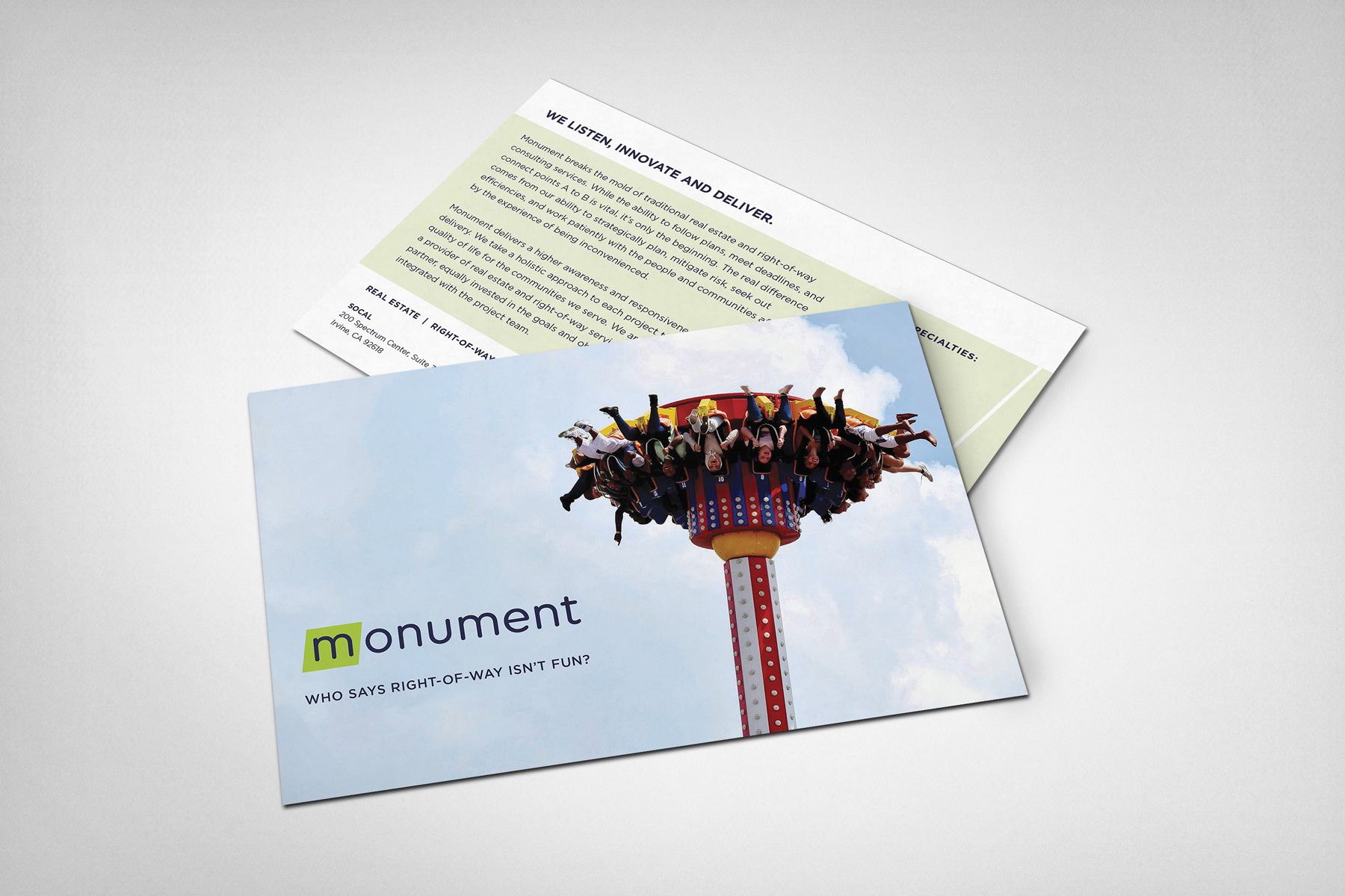 Monument Collateral