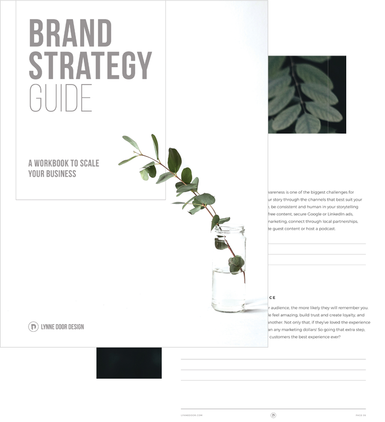 Lynne Door Design Brand Strategy Guide